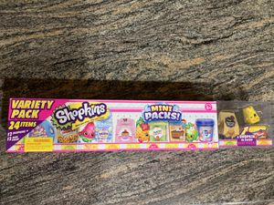 Brand New Shopkins Variety Pack for Sale in Las Vegas, NV
