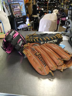 Baseball & Softball Gloves for Sale in Matawan, NJ