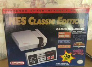 Nintendo Classic nes for Sale in Everett, WA