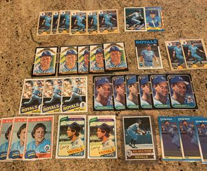 George Brett Baseball Cards $40 for Sale in Upland, CA