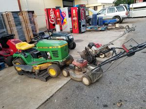 Lawn Equipment (6) for Sale in Spartanburg, SC
