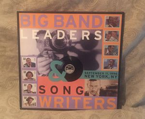Big Band Leaders & Song Writers Vinyl LP Album for Sale in Barrington, IL