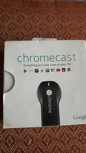 Chromecast for Sale in Phoenix, AZ
