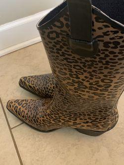 Corkys Cheetah/leopard Western Cowgirl Rainboots for Sale in Lebanon,  TN