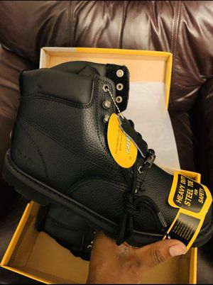 Brand-new Steel Toe work Boots. Size 12 for Sale in Fort Worth, TX