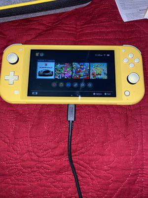 Nintendo switch lite for Sale in Lorton, VA