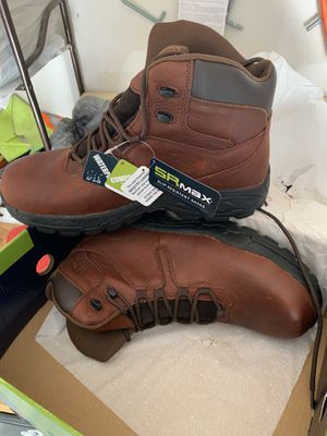 Brand new Steel toes shoes for Sale in Wake Forest, NC