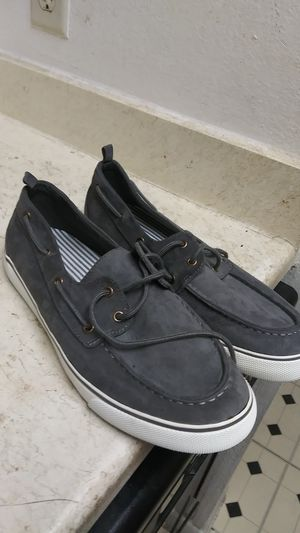 Size 10.5 BRAND NEW GAP SUEDE SHOES. NEVER BEEN USED. for Sale in Dallas, TX