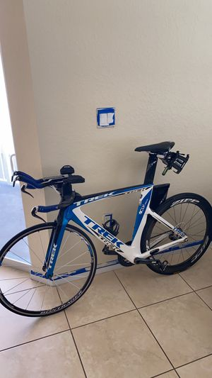 Trek speed concept Time Trial bike size L 2012 for Sale in Miami, FL
