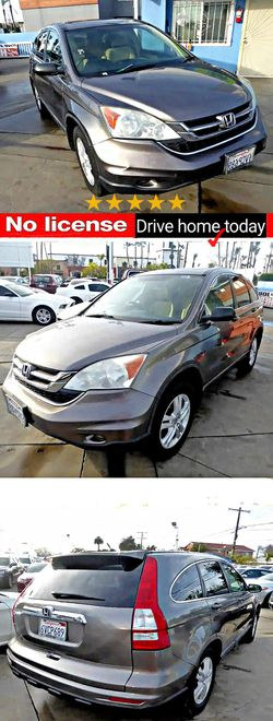 2011 Honda CRVEX 2WD 5 Speed AT for Sale in South Gate,  CA