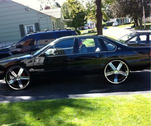 legendary 96 chevy impala for more info 302*336*8968 for Sale in Brooklyn, NY
