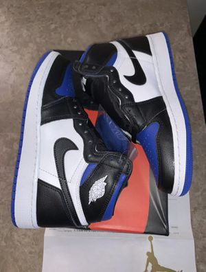 Air Jordan 1 High Royal Toe size 5.5Y for Sale in Clifton, VA