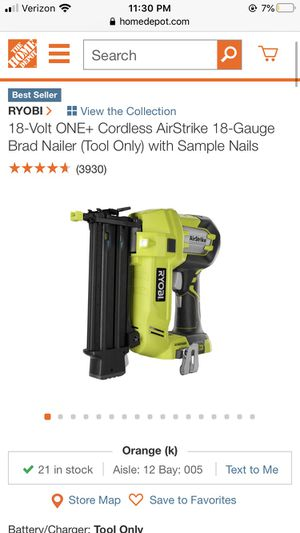 Ryobi Tools 18V for Sale in Anaheim, CA