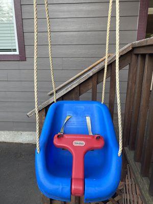 Little tykes baby swing for Sale in Portland, OR
