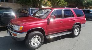 98 Toyota 4runner for Sale in Falls Church, VA