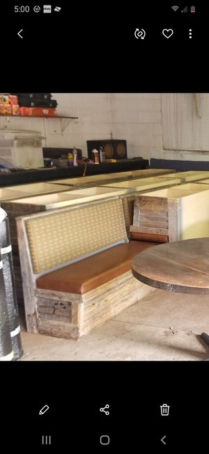 Bass Pro Booths for Sale in Chillicothe, IL