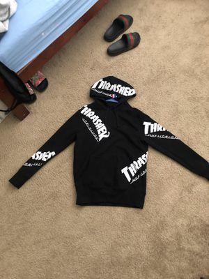 huf x thrasher hoodie allover print for Sale in Pembroke Pines, FL