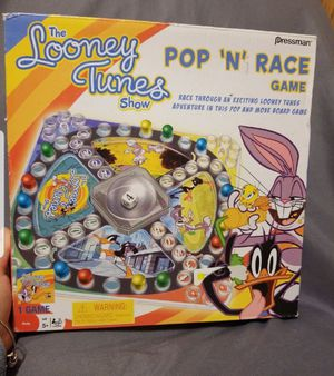 The looney tunes board game for Sale in Houston, TX