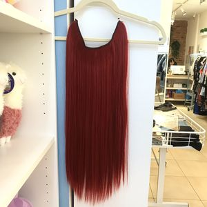 """26"""" Fish line band halo hair extensions for Sale in Brooklyn, NY"""