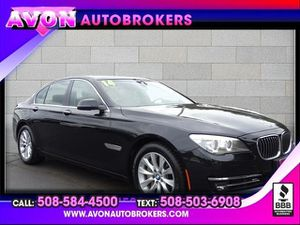 2014 BMW 7 Series for Sale in Avon, MA