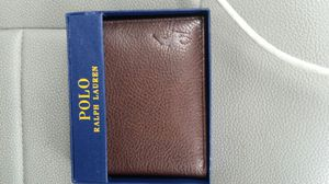 Brand new Brown Polo wallet for Sale in Boston, MA