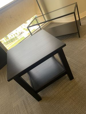 Coffee table and side table for Sale in Tampa, FL
