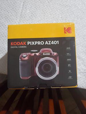Kodak pixpro AZ401 maroon digital camera for Sale in Peoria, AZ