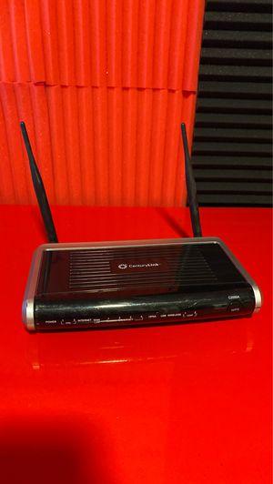 Century link router for Sale in Phoenix, AZ