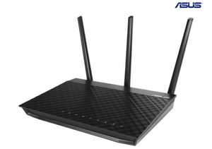 Barely Used ASUS Router - N66R Dual Band 45$ for Sale in Riverside, CA
