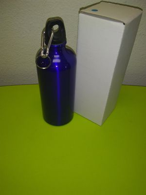 BPA Free Aluminum Water Bottle, Free Carabiner and Leak Proof Cap. for Sale in West Covina, CA