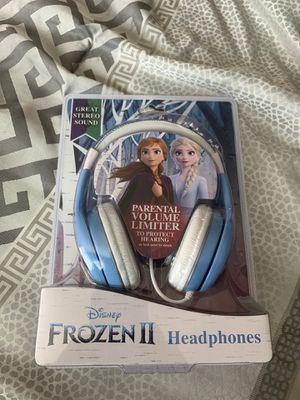 Frozen II headphones for Sale in WA, US