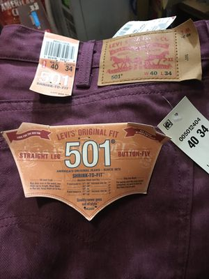 Levi's 40 34 for Sale in Portland, OR