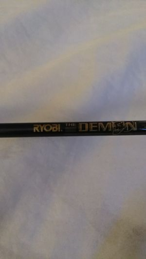Ryobi the Demon fishing rod for Sale in Los Angeles, CA