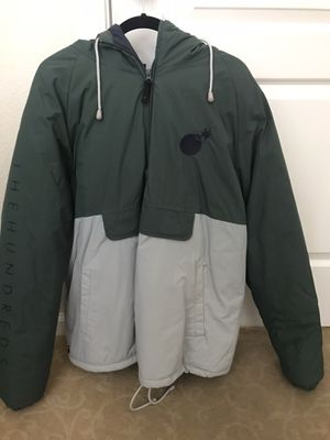 The Hundreds Puffy Jacket Coat Hoodie Vintage for Sale in Newark, CA