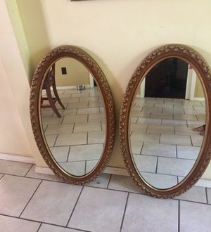 """30"""" Tall Mirrors 2x30 for Sale in Pasadena, TX"""