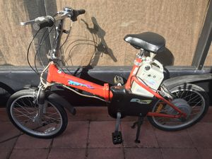 E-ton foldable electric bike for Sale in Largo, FL