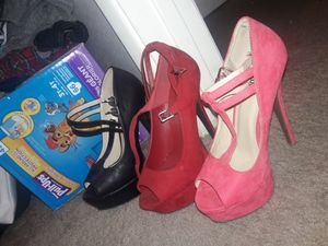 High heels 👠 for Sale in Tempe, AZ