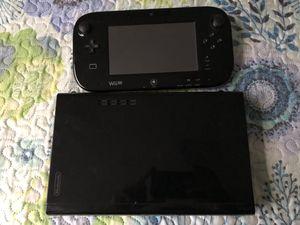 Nintendo Wii U for Sale in Barstow, CA