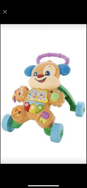 Fisher-Price Laugh & Learn Smart Stages Learn with Puppy Walker for Sale in Downey, CA
