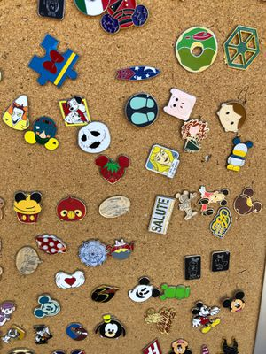 Disneyland pins collectible 10 for $20 for Sale in Chula Vista, CA