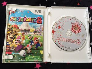 NINTENDO MARIO PARTY 8 Will Game •• See TONS of GAMES Collection here ... for Sale in Las Vegas, NV
