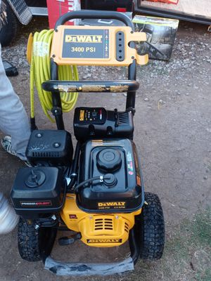 Dewalt 3400psi gas and electric start price is firm precio es firme for Sale in DeSoto, TX