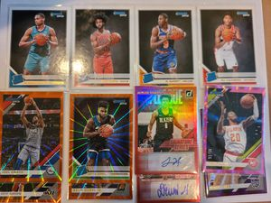 Donruss basketball lot for Sale in Charlotte, NC