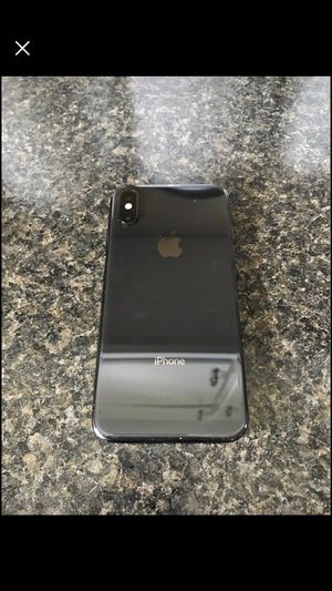 AT&T Apple IPhone XS 64gb for Sale in New Bloomfield, MO
