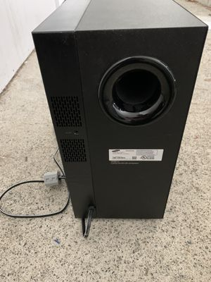 Samsung subwoofer wireless ps-wh450 for Sale in Everett, WA