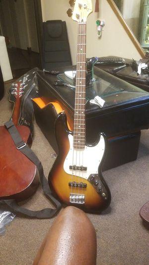 Fender Jazz Bass Guitar for Sale in Nashville, TN