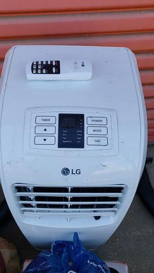 Portable LG air conditioner for Sale in San Francisco, CA