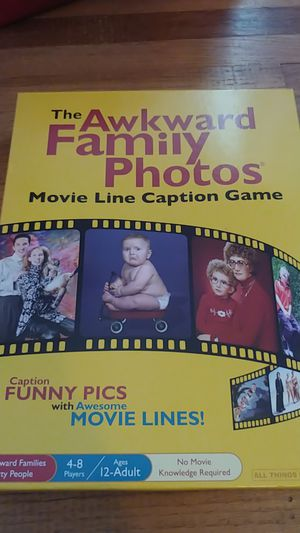 Captioning Board Game! for Sale in Pomona, CA