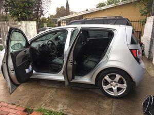 2012 chevy sonic LTZ Turbo for Sale in Chula Vista, CA