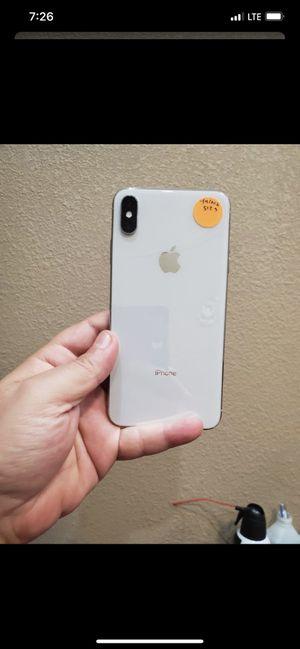iPhone XS MX 512g unlocked Read description for Sale in Rialto, CA